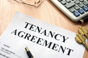 Tenant Agreement Application